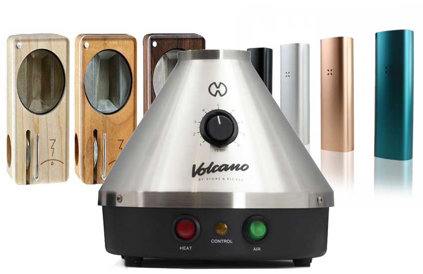 The Top 3 Vaporizers Reviewed!
